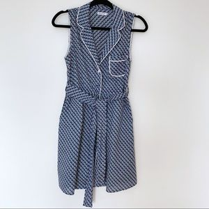🦋 Lark & Wolff button down dress Size S